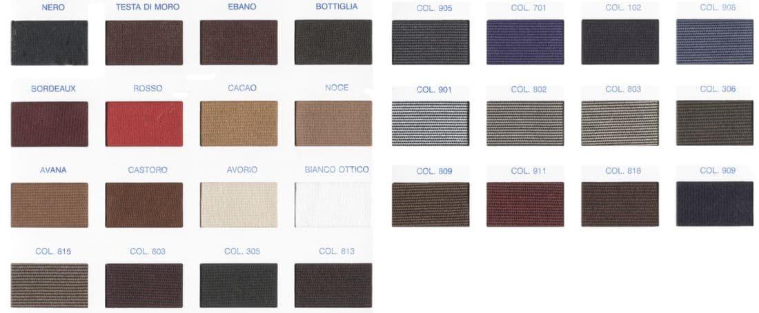 Thumbnail cartella colori elastico 880