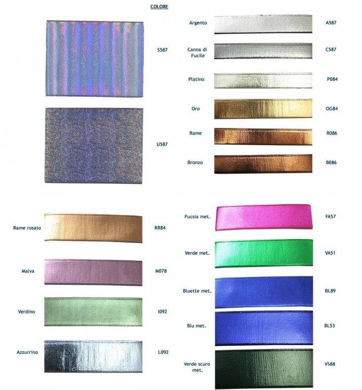 Cartella colori elastico Lanzi E3 SM